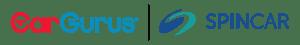 CarGurus-SpinCar Partnership Logo